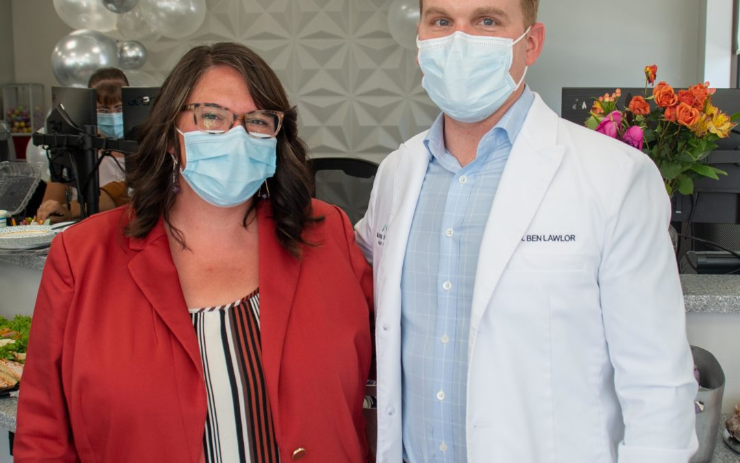 Auburn Celebrates the Opening of Maine Dentistry with Ribbon Cutting
