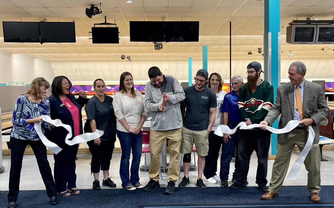 Lewiston Celebrates Opening of Just-In-Time Recreation with Ribbon Cutting